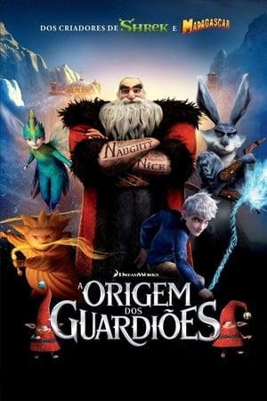A Origem dos Guardiões (2012) Dublado Online