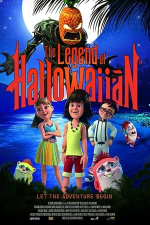 Legend of Hallowaiian (2018) Legendado Online