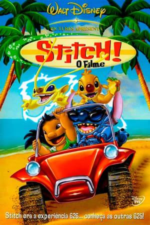 Stitch! O Filme (2003) Dublado Online