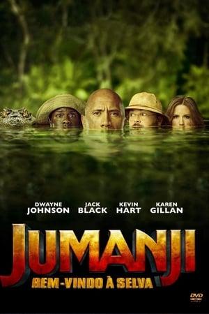 Jumanji: Bem-Vindo à Selva (2017) Dublado Online