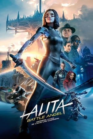 Alita : Battle Angel en streaming