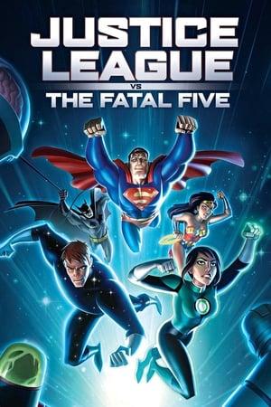 Assistir Justice League vs. the Fatal Five online