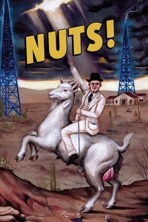 Nuts! movie poster