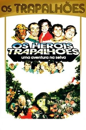 Os Heróis Trapalhões - Uma Aventura na Selva (1988) Legendado Online
