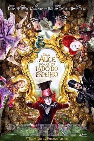 Baixar filme Alice - Através do Espelho Dublado via Torrent