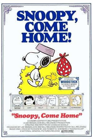 Volte Para Casa, Snoopy (1972) Dublado Online