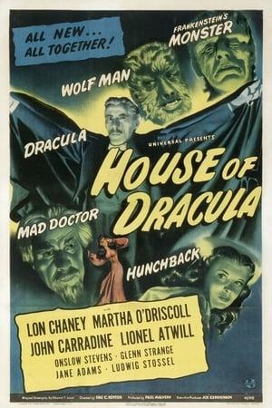 La mansión de Drácula (1945)