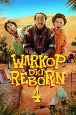 Warkop DKI Reborn 4 (2020)