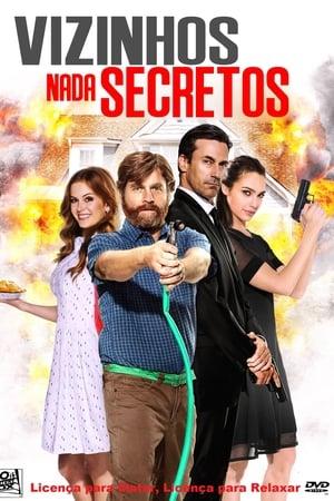 Vizinhos Nada Secretos (2016) Dublado Online