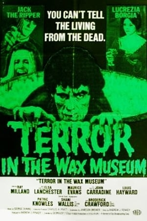 Terror in the Wax Museum