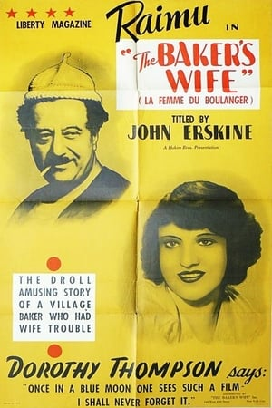 The Baker's Wife (1938)