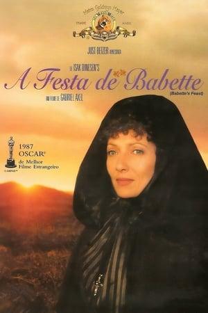 Assistir A Festa de Babette online