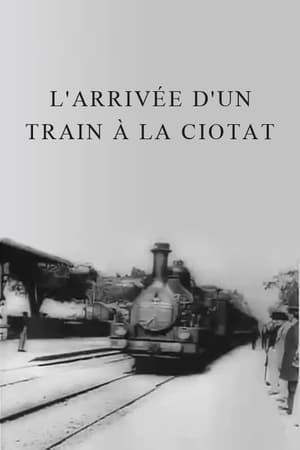The Arrival of a Train at La Ciotat