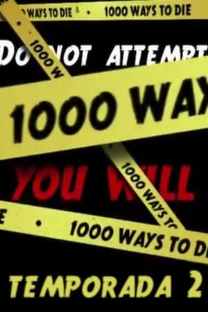 1000 Maneras de Morir | Temporada 2 | DVD-Rip | Latino