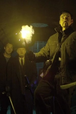 The Strain Season 1 Episode 11 – The Third Rail (2014)