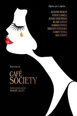 Assistir Café Society online