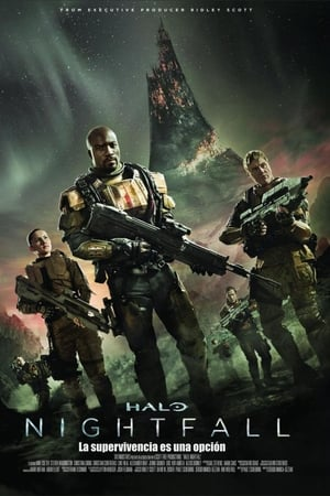 Halo: Nightfall - 2014