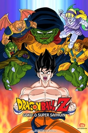 Dragon Ball Z: Goku, o Super Sayajin (1991) Dublado Online