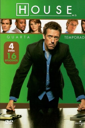 Baixar Serie Dr. House 4ª Temporada Dublado via Torrent