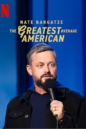 Nate Bargatze: The Greatest Average American Wallpapers