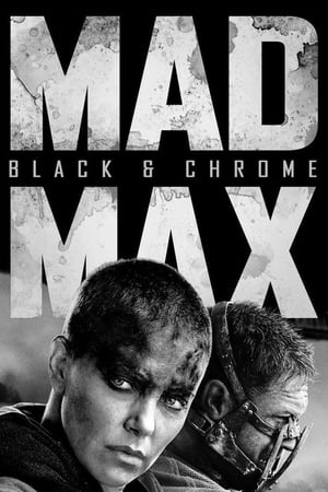 Mad Max: Fury Road Black & Chrome Truefrench 2016
