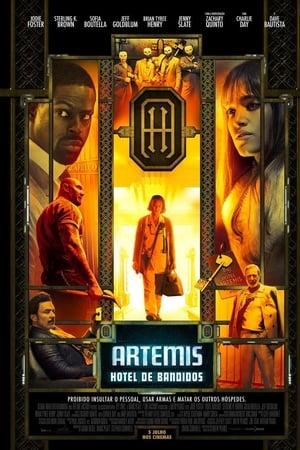 Hotel Artemis (2018) Dublado Online