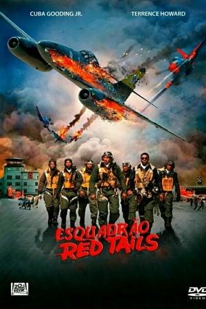 Assistir Esquadrão Red Tails Dublado e Legendado Online