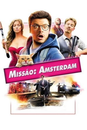 Assistir Missão: Amsterdam online