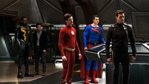 VER The Flash Temporada 6 Capitulo 9 Online Gratis HD