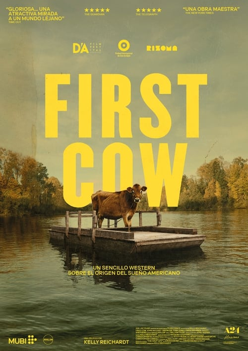VER First Cow Online Gratis HD