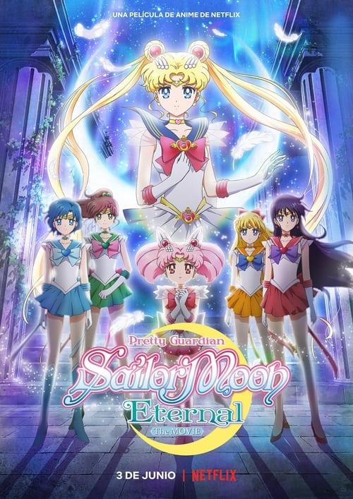 VER Pretty Guardian Sailor Moon Eternal: La película – 1.ª parte Online Gratis HD