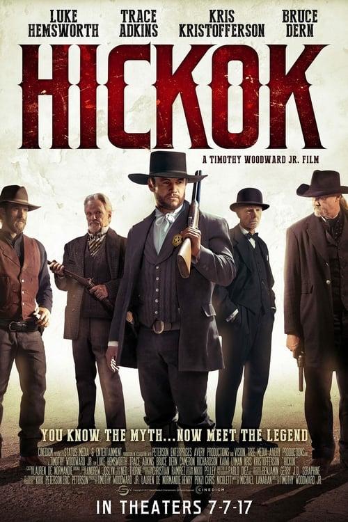 VER Hickok Online Gratis HD