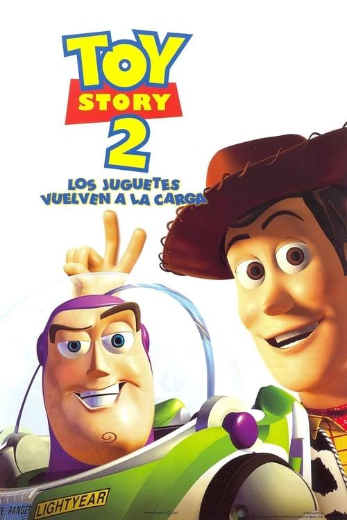 VER Toy Story 2 Online Gratis HD