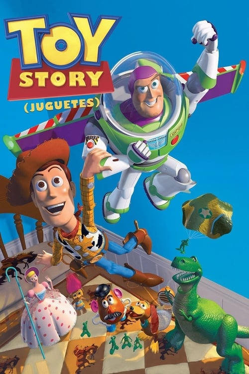 VER Toy Story Online Gratis HD