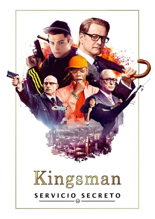 VER Kingsman: Servicio secreto Online Gratis HD