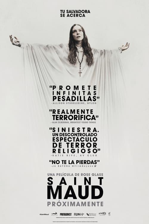 VER Saint Maud Online Gratis HD