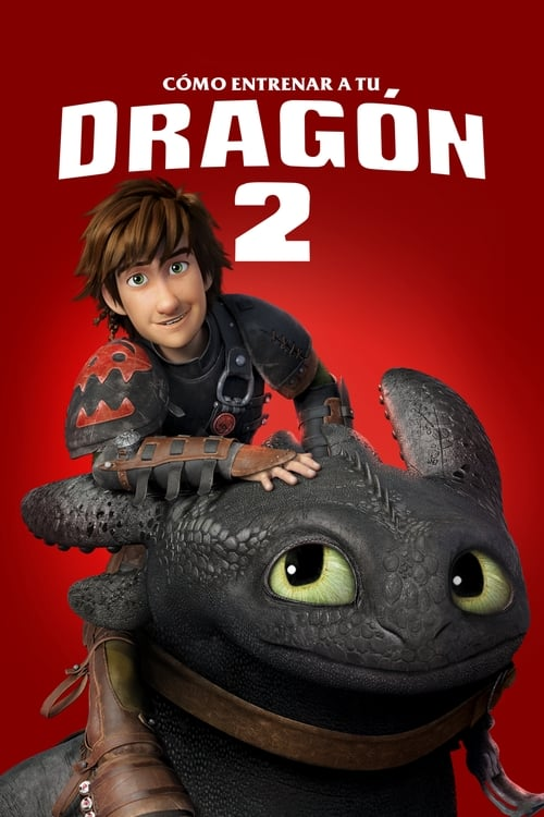 VER Cómo entrenar a tu dragón 2 Online Gratis HD