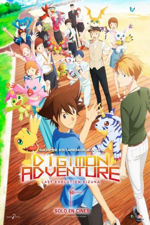 VER Digimon Adventure: Last Evolution Kizuna Online Gratis HD