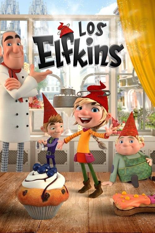 VER Los Elfkins Online Gratis HD