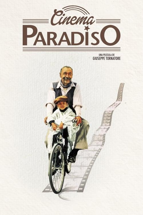 VER Cinema Paradiso Online Gratis HD