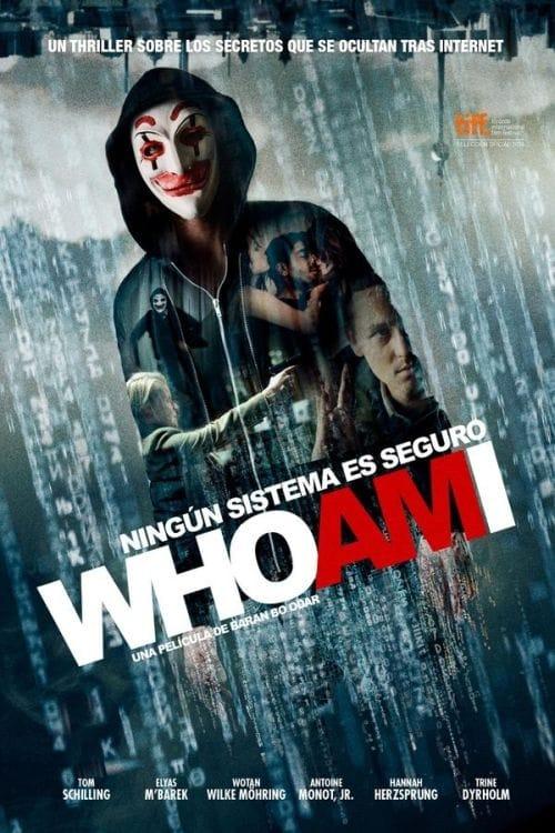 VER Who Am I: Ningún sistema es seguro Online Gratis HD
