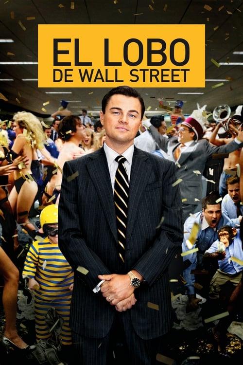 VER El lobo de Wall Street Online Gratis HD