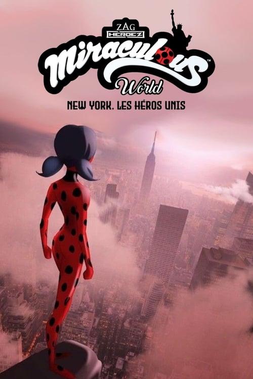 VER Miraculous World: Las aventuras de Ladybug en Nueva York Online Gratis HD