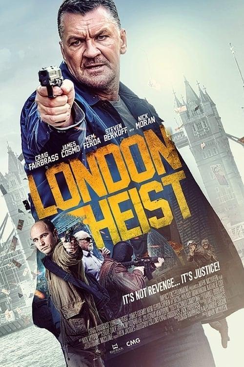 VER London Heist Online Gratis HD