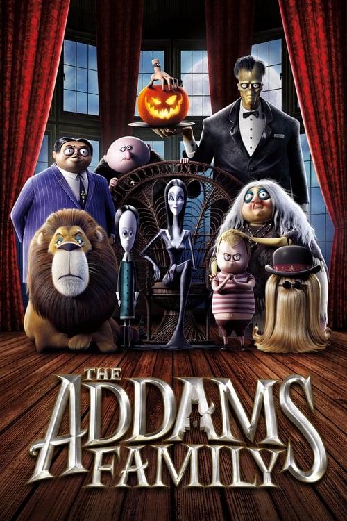 VER The Addams Family Online Gratis HD