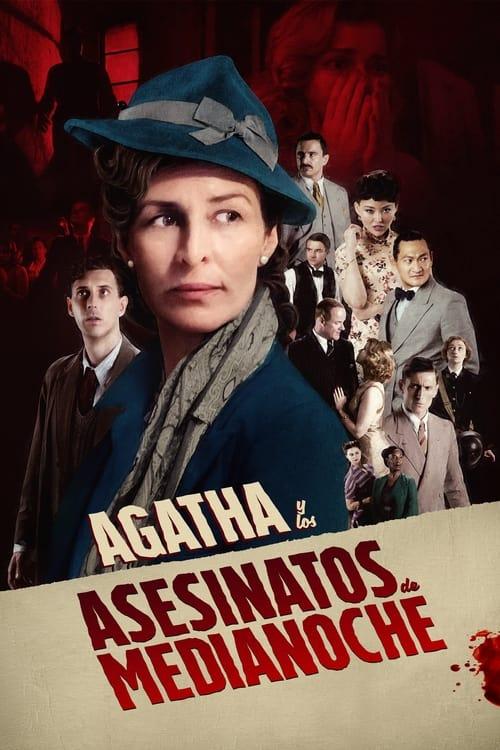 VER Agatha y los asesinatos de media noche Online Gratis HD