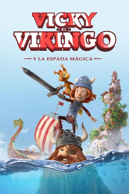 VER Vicky el Vikingo y La Espada Mágica Online Gratis HD