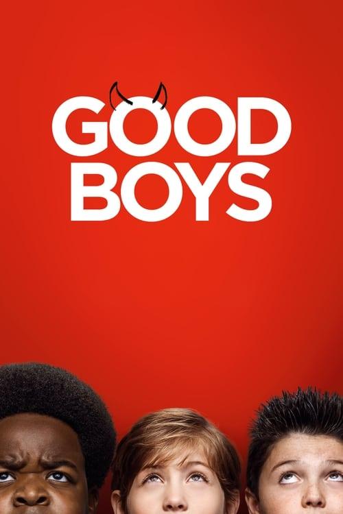 VER Good Boys Online Gratis HD