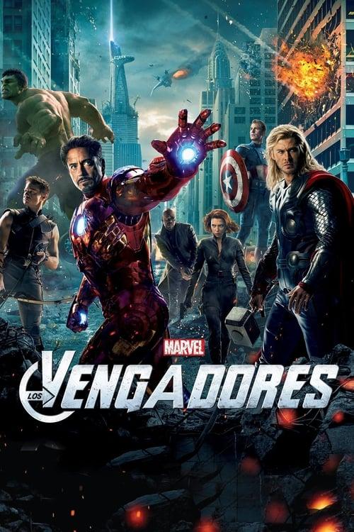 VER Los Vengadores Online Gratis HD