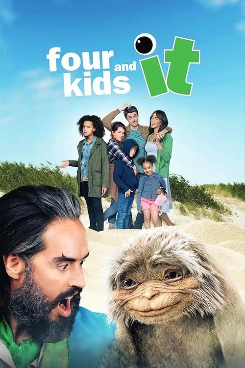 VER ¡Pide un deseo! (Four Kids and It) Online Gratis HD